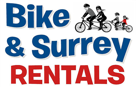 Bike and Surrey Rentals Ocean City